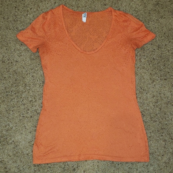 BKE Tops - BKE scoop neck shirt Size Large